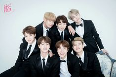 #BTS #방탄소년단 ❤ 3rd Anniversary celebration day 4 of 12 'Real Family Picture' (PART 1/2) #BTSFESTA2016