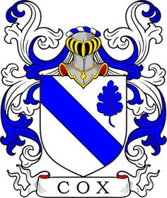 Cox Coat of Arms