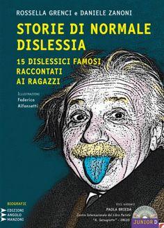 """Il mio libro """"Storie di normale dislessia"""""""