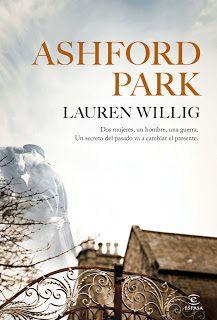 Booktrailer Asford Park Lauren Willig