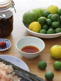 「手作りポン酢」柑橘の果汁と材料を合わせ瓶に入れるだけ!なのに冷蔵庫で2か月保存できます☆加熱しないフレッシュな風味が鍋を引き立てます♪【楽天レシピ】