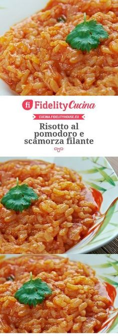 Pasta ricette pomodoro Ideas for 2019 Spinach Recipes, Pasta Recipes, Salad Recipes, Cooking Recipes, Healthy Recipes, Polenta, Cooking For Dummies, Salty Foods, Salsa