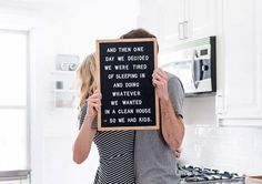 62 Trendy Baby Announcement With Dog Letter Board Felt Letter Board, Felt Letters, Felt Boards, Baby News, Pregnancy Humor, Funny Pregnancy Announcements, Baby Announcement With Dogs, Baby Announcement Message, Funny Pregnancy Pictures