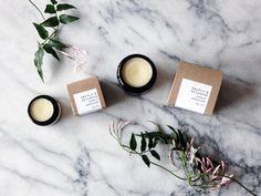 jasmine + cardamom butter | Marble & Milkweed via Madesmith