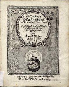 Fünffund zwanzig Bedenkliche Figuren mit - Meyer, Conrad - 1674 - Zürich