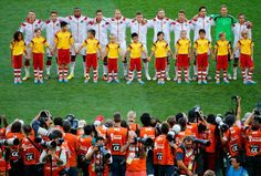 German Team 2014 FIFA World Cup Soccer Final