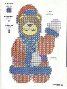 Santa Bear 2/2