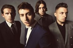 Arctic Monkeys spoke about their forthcoming LP, AM, from writing in the desert to pulling influence from Dr. Dre and Black Sabbath.