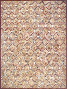 Nice #pattern & #design in our #American #Hooked #rug #1054. info@necrugs.com