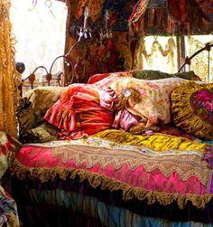Gypsy style airstream