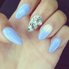 Addicted to stiletto nails