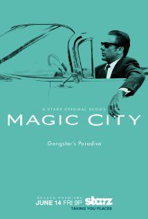 "Magic City, Starz - I haven't made up my mind on this one yet. ""Good"" television. Will be watching S2. I do give it high marks for authenticity and high production values. Shows set in the sixties = cool. (added 7/6/13) I've made up my mind. This show is hitting its stride. Thumbs up! (added 8/13/13) And now it's canceled...The only thing I care about now is that Steven Strait gets a job. He's hotter than hot is allowed to be. (added 8/22/13)"