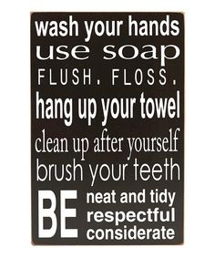 Bathroom Signs To Clean Up After Yourself please clean up after yourself printable wallrosebudprintco