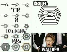 #wattpad #humor Memes del grupo de kpop exo
