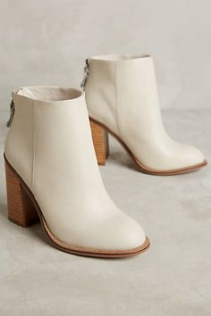Kelsi Dagger Brooklyn Huron Ankle Boots #anthropologie