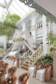 Wedding at The Authors' Lounge at Mandarin Oriental, Bangkok | por Mandarin Oriental Hotel Group