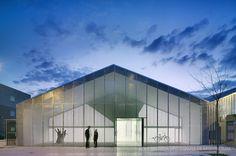 Centro de Investigación y formación              OAM oficina arquitectura Málaga