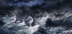 stormy art - Google Search