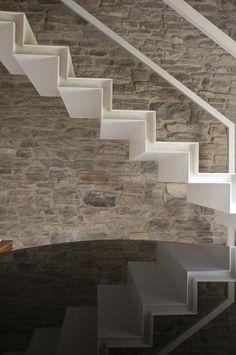 Villa Privata, Pergola #stairs