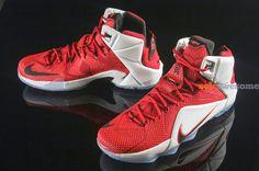 Nike LeBron 12 Lion Heart