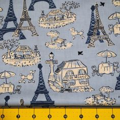 Robert Kaufman Via La France Fabric - Modcloth Bernie Dexter France and Frolic Dress