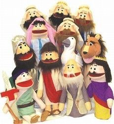 How to Use Puppets in your Children's Ministry Sunday School Ideas thumbnail