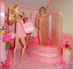 Barbie Magical Mansion   Flickr - Photo Sharing!
