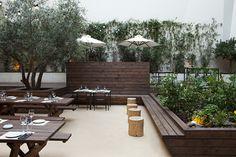 48 Urban Garden restaurant Athens | urdesign magazine