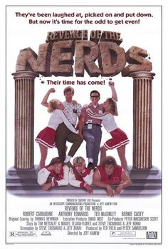 Watch Revenge of the Nerds full hd online Directed by Jeff Kanew. With Robert Carradine, Anthony Edwards, Timothy Busfield, Andrew Cassese. At Adams College, a group of bullied outcasts and m