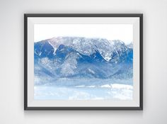 Tatry Mountain  Variation 2 by AustinGFarmer on Etsy