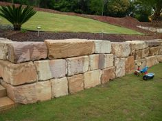 Retaining Wall Sunshine Coast area img3