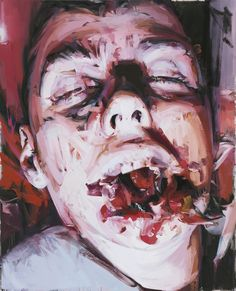 Jenny Saville, 'Witness,' 2009, Gagosian Gallery, Oil on Canvas, 270 x 219.4 cm https://www.artsy.net/artist/jenny-saville