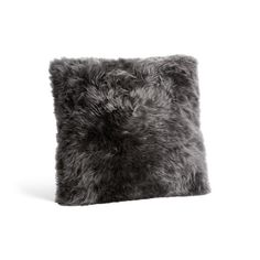Pillows for the sofa...  Room & Board - Sheepskin 20sq Pillow