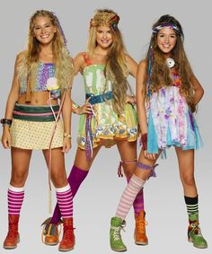 Valeria, Melody y Tefi Series Movies, Musicals, Teen, Couples, People, Characters, Inspiration, Ideas, Fashion