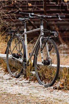 the Civia bike from another angle