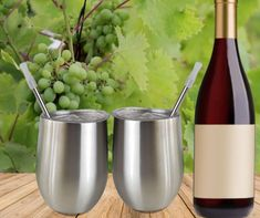 Enjoy every sip using our Stemless Wine Glass Tumbler Stainless Steel. Wine Tumblers, Wine Glass, Online Shopping, Stainless Steel, Amazon, Store, Amazons, Net Shopping, Riding Habit