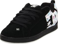 DC Women's Court Graffik SE Sneaker,Black,9 M « Shoe Adds for your Closet