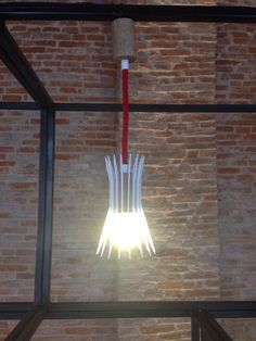 Made by La Designarie, Bucharest - Romania,  Erizo ceiling lamp, Designer: Alexandra Morosanu