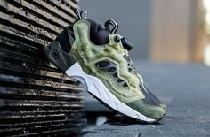 """More Images Of The Swifty x Reebok Insta Pump Fury Road """"Urban Camo"""""""
