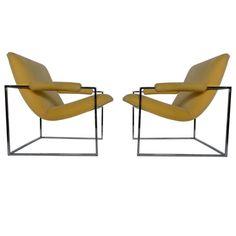 Milo Baughman Chair.
