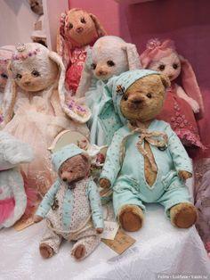 Приходите к мишке в гости. Hello Teddy 2016 / Выставка кукол - обзоры, репортажи, информация, фото / Бэйбики. Куклы фото. Одежда для кукол