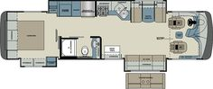 Legacy SR 340 Class A Motorhomes by Forest River RV