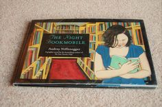 'The Night Bookmobile' by Audrey Niffenegger  It's time for three more graphic novels, and this time all of the books have been written by women.  http://www.50ayear.com/2016/09/30/3-graphic-novels-women/