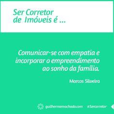 Concorda com o que o Marcos Silveira disse? Nós concordamos!
