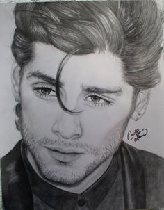 zayn malik drawing - Google Search