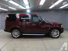 This is a Land Rover Discovery for sale by Midwestern Auto Group. The asking price is available upon request. This car is in Dublin OH US. Please contact Midwestern Auto Group to view this Land Rover or to discuss shipping, customs and any other. Range Rover Discovery, Range Rover Supercharged, Best Suv, Jaguar Land Rover, Range Rovers, All Cars, Vroom Vroom, Farm Life, Sport Cars