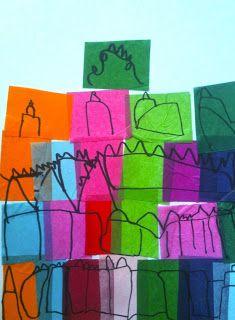 Kids Art Market: Paul Klee
