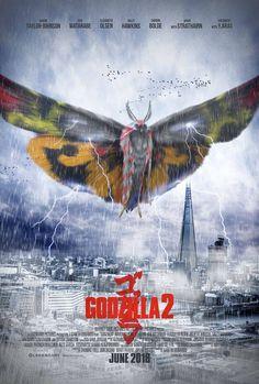 Godzilla: King of Monsters (2019) - IMDb   Science Fiction ...
