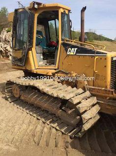 CAT D3G LGP Small Bulldozer For Sale