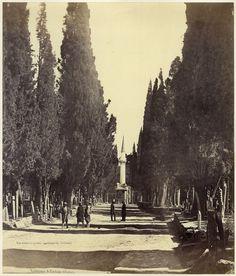 Üsküdar Karacaahmet James Robertson & Felice Beato, 1855
